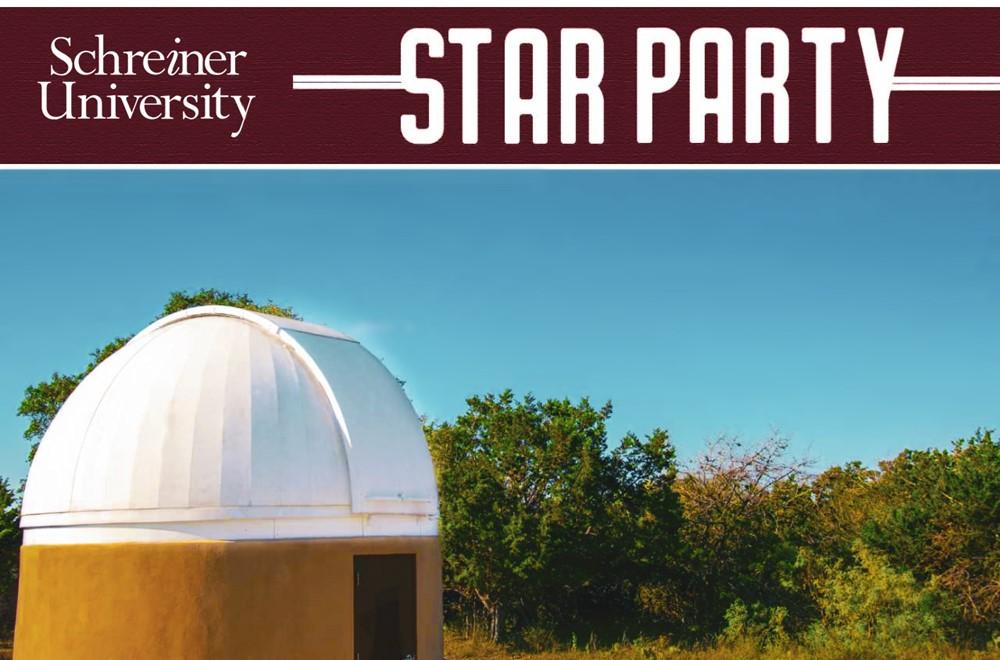 Star Party at Schreiner University