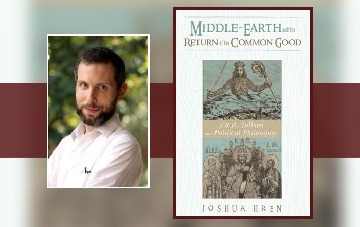 Margaret Syers Lecture Series FeaturingDr. Joshua Hren on J. R. R. Tolkien